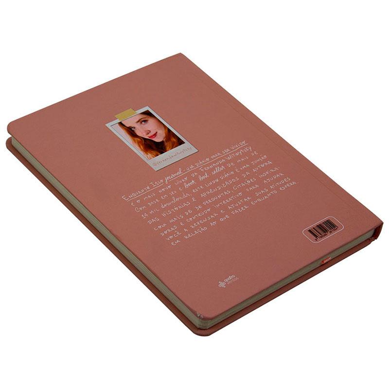 Livro: Enquanto Isso   Journal   Fernanda Witwytzky