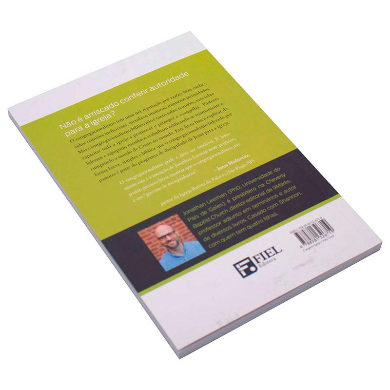 Livro: Entendendo A Autoridade Da Congregação | Jonathan Leeman