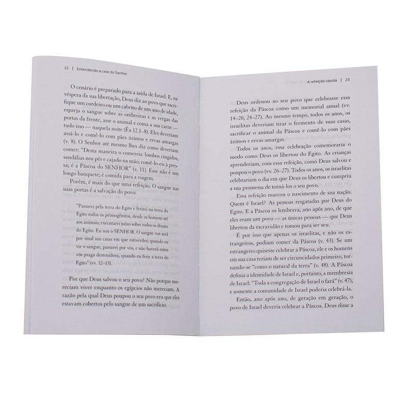 Livro: Entendendo A Ceia Do Senhor | Bobby Jamieson