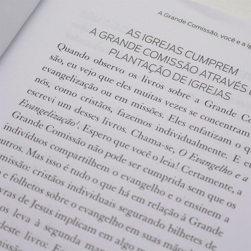 Livro: Entendendo A Grande Comissão | Mark Dever
