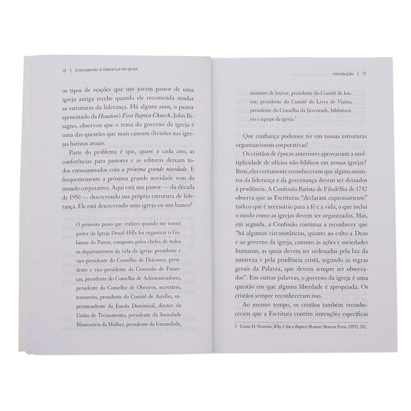 Livro: Entendendo A Liderança Da Igreja | Mark Dever