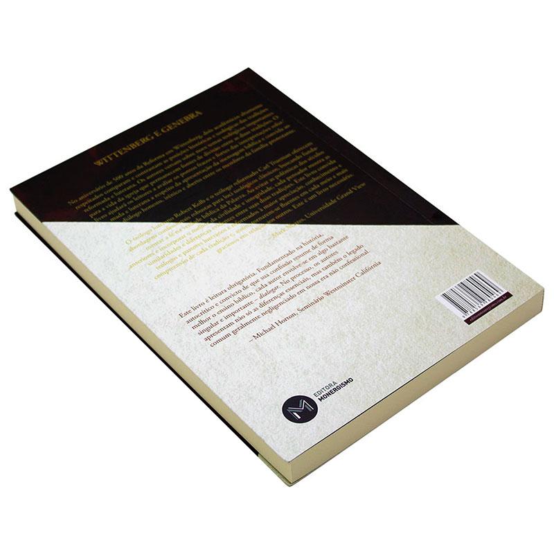 Livro: Entre Winttenberg E Genebra   Robert Kolb