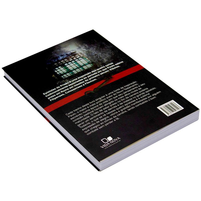 Livro: Epístolas Da Prisão | Russel P. Shedd