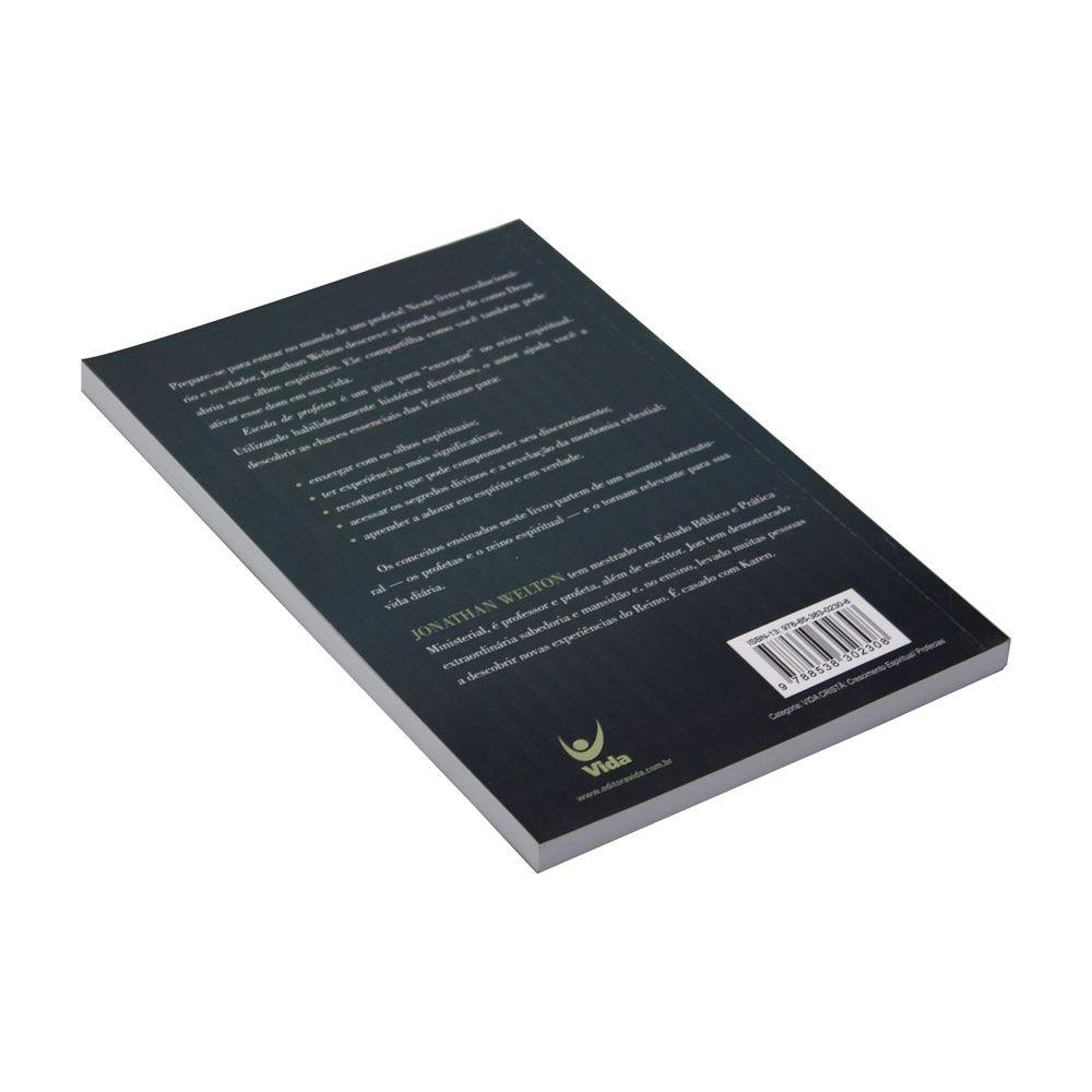Livro: Escola De Profetas | Jonathan Welton