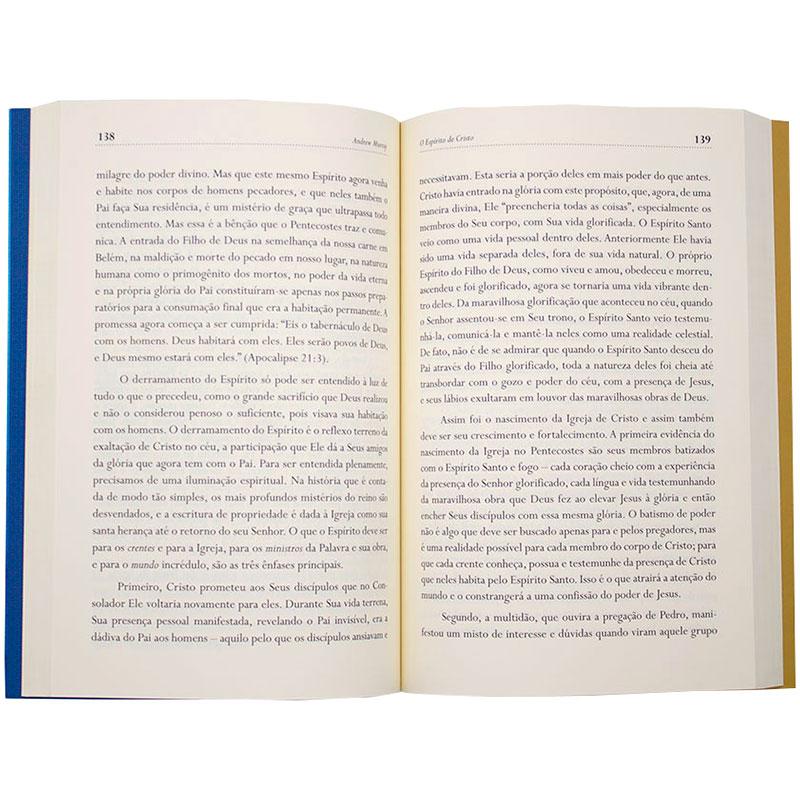 Livro: Espírito De Cristo | Andrew Murray