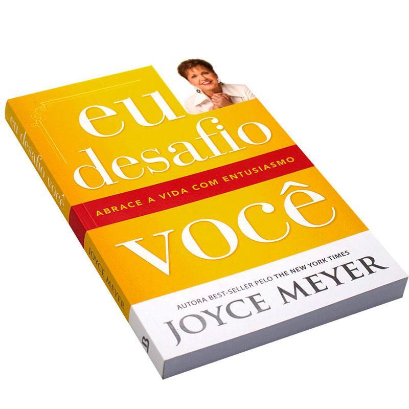 Livro: Eu Desafio Você   Joyce Meyer
