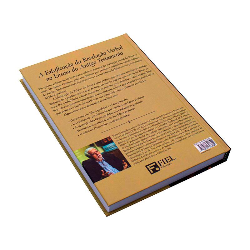 Livro: Eu Sou - Volume 4 | Heber Carlos De Campos