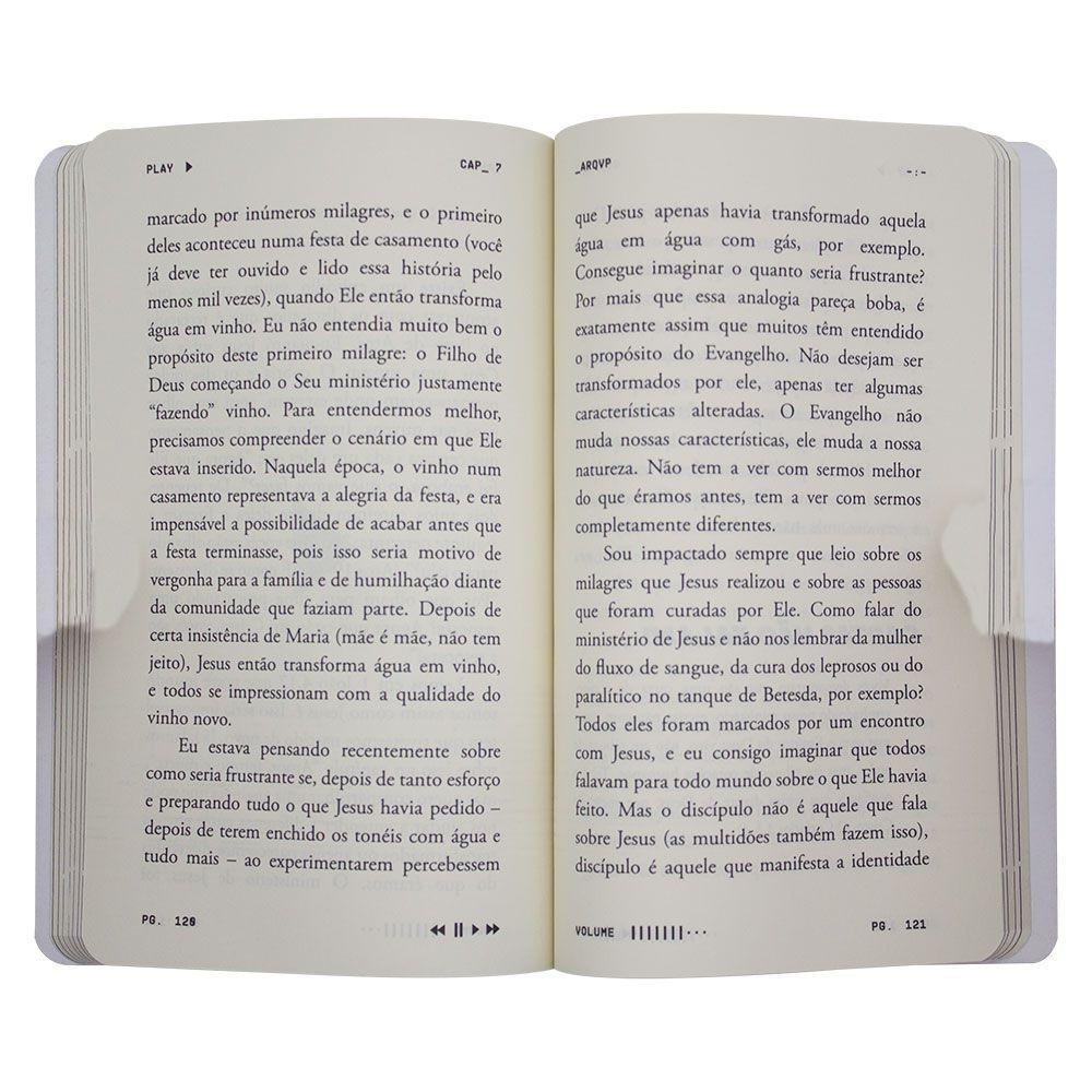 Livro: Evangelho Sem Filtro | Edição Pocket Book | André Fernandes