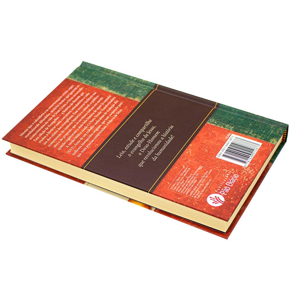 Livro: Evangelhos - A História Do Homem Que Mudou A História   Pão Diário