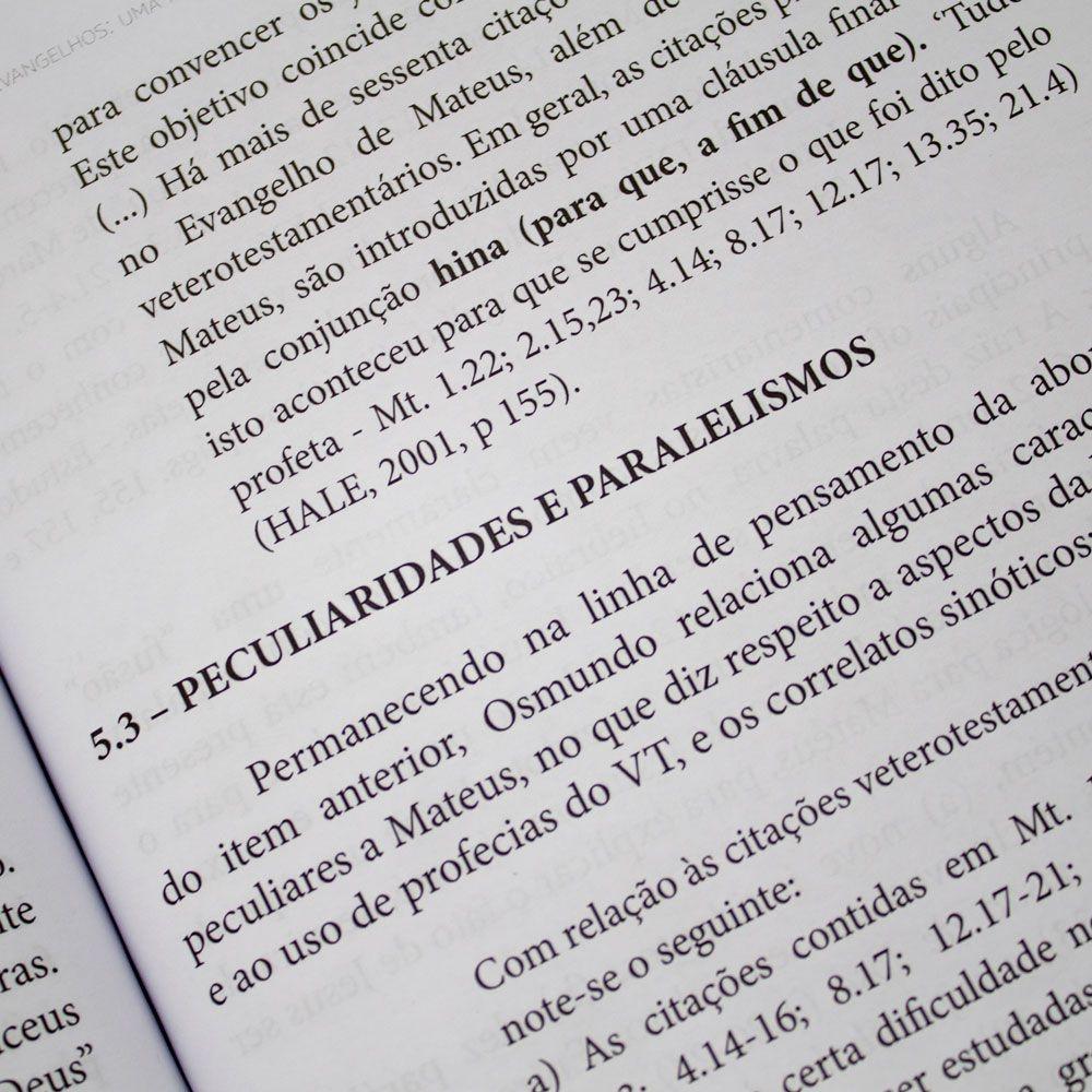 Livro: Evangelhos   Artur Eduardo Da Silva Neto