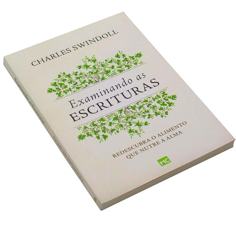 Livro: Examinando As Escrituras | Charles R. Swindoll