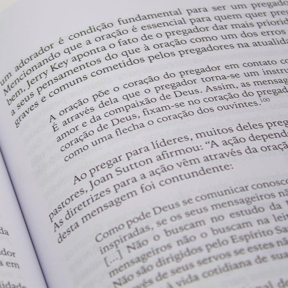 Livro: Excelência No Púlpito | Jilton Moraes