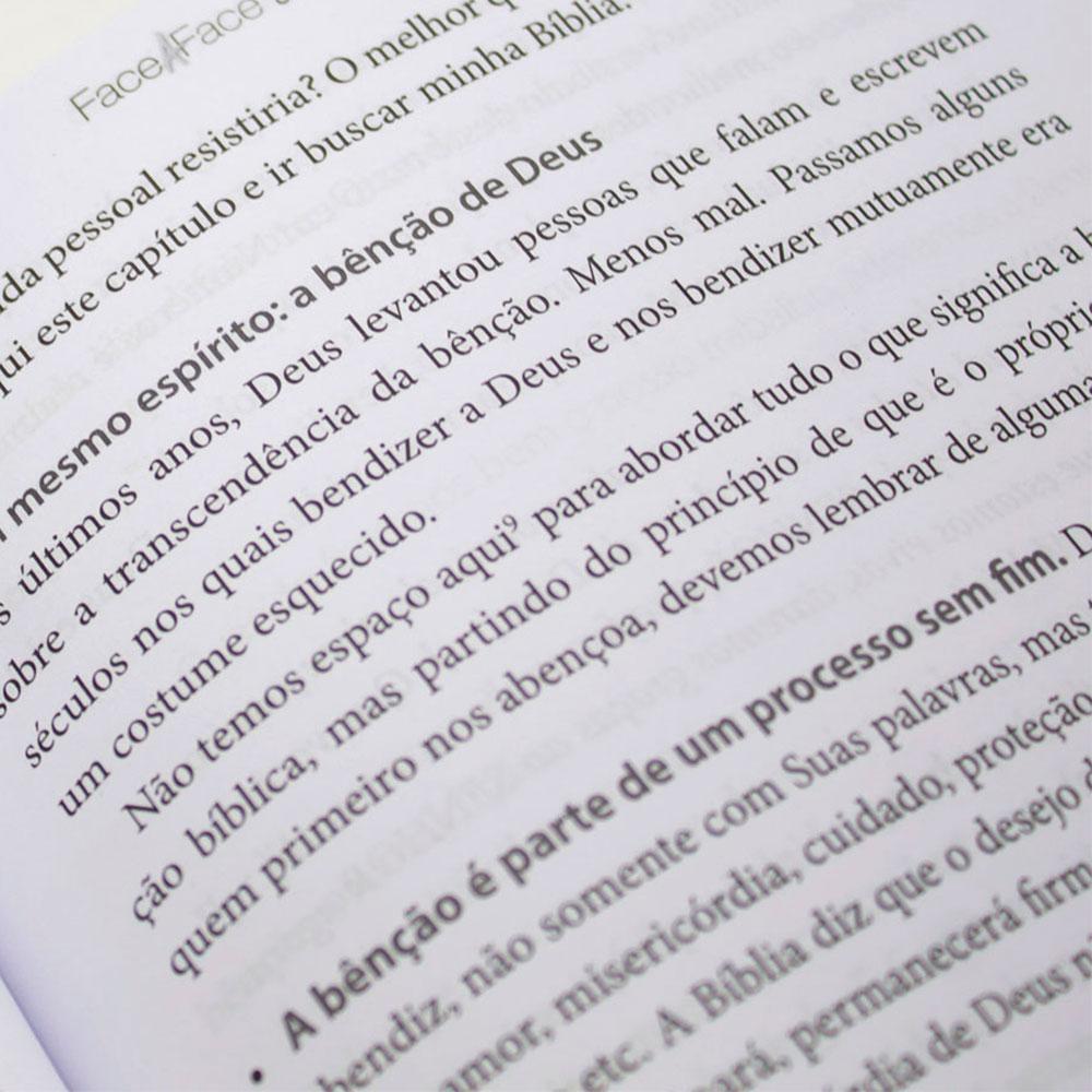 Livro: Face A Face Com Deus | Jaime Fernández Garrido