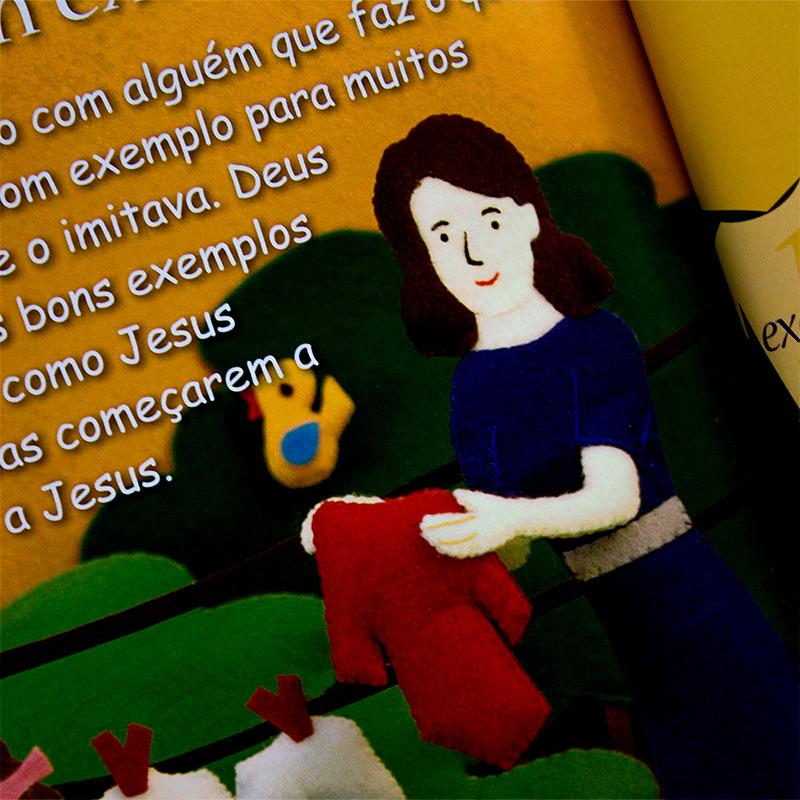 Livro: Faíscas Tempo com Jesus   Volume Único   Ministério Pão Diário