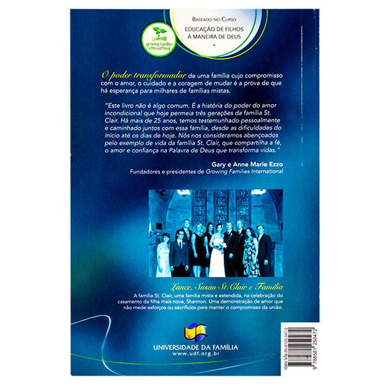 Livro: Famílias Mistas Segundo A Bíblia | Lance & Susan St. Clair