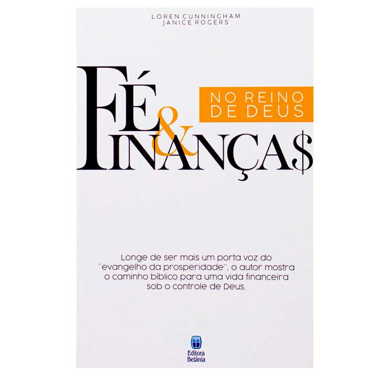 Livro: Fé E Finanças No Reino De Deus | Loren Conningham