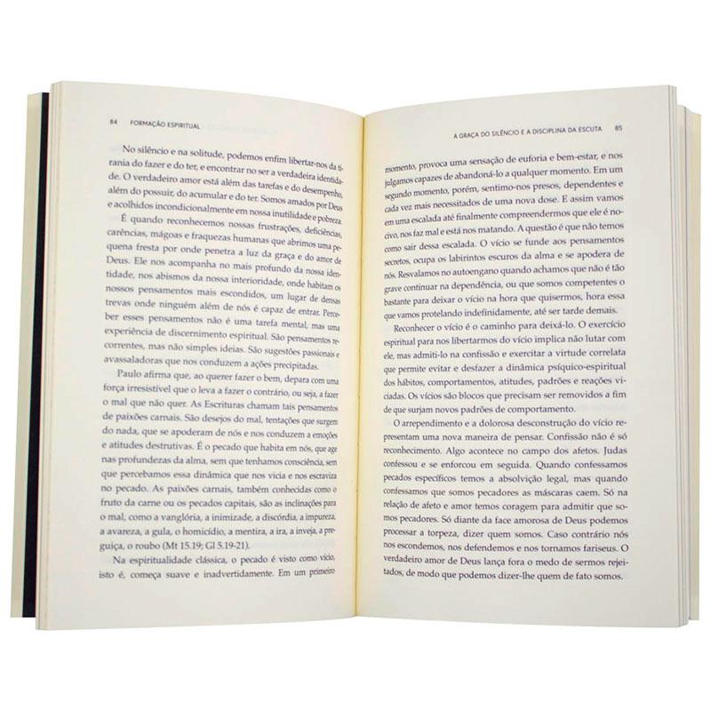 Livro: Formação Espiritual    Valdir Steuernagel