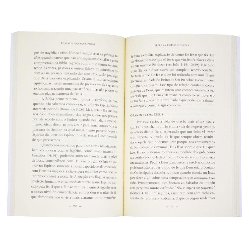Livro: Fortalecido no Senhor   Bill Johnson