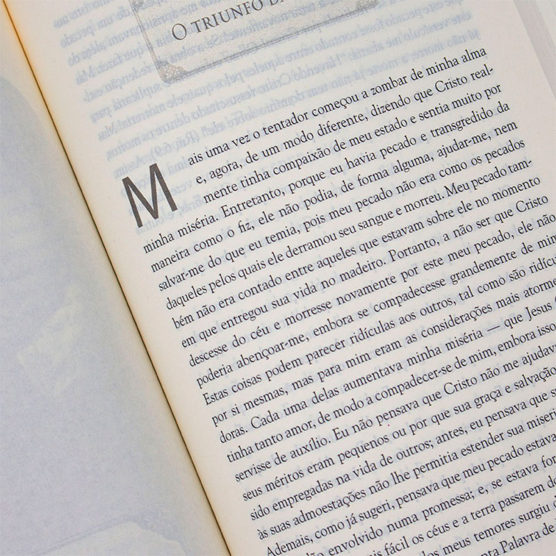 Livro: Graça Abundante | John Bunyan