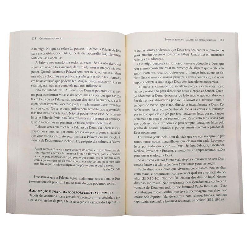 Livro: Guerreiras De Oração   Stormie Omartian