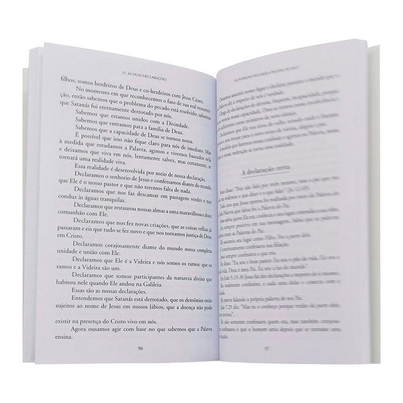 Livro: Há Poder Em Declarar A Palavra De Deus | Don Gosset