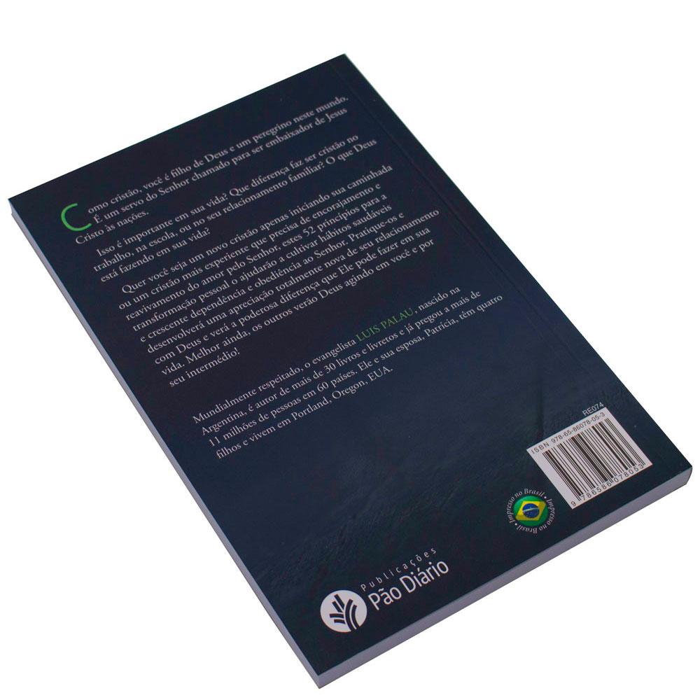 Livro: Hábitos Saudáveis Para O Crescimento Espiritual | Luis Palau
