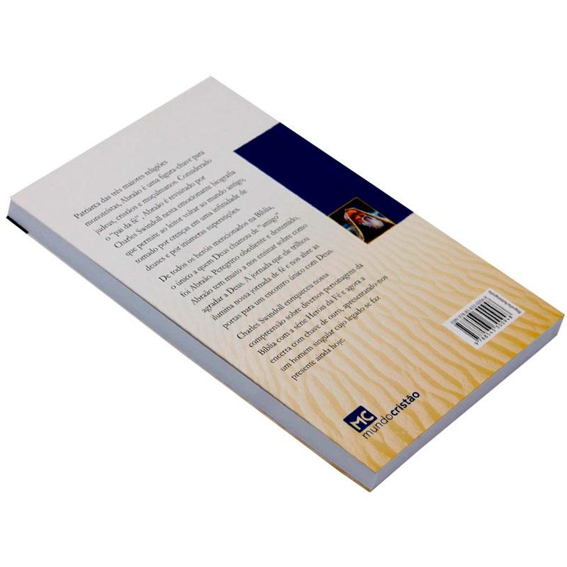 Livro: Heróis Da Fé Abraão | Charles R. Swindoll
