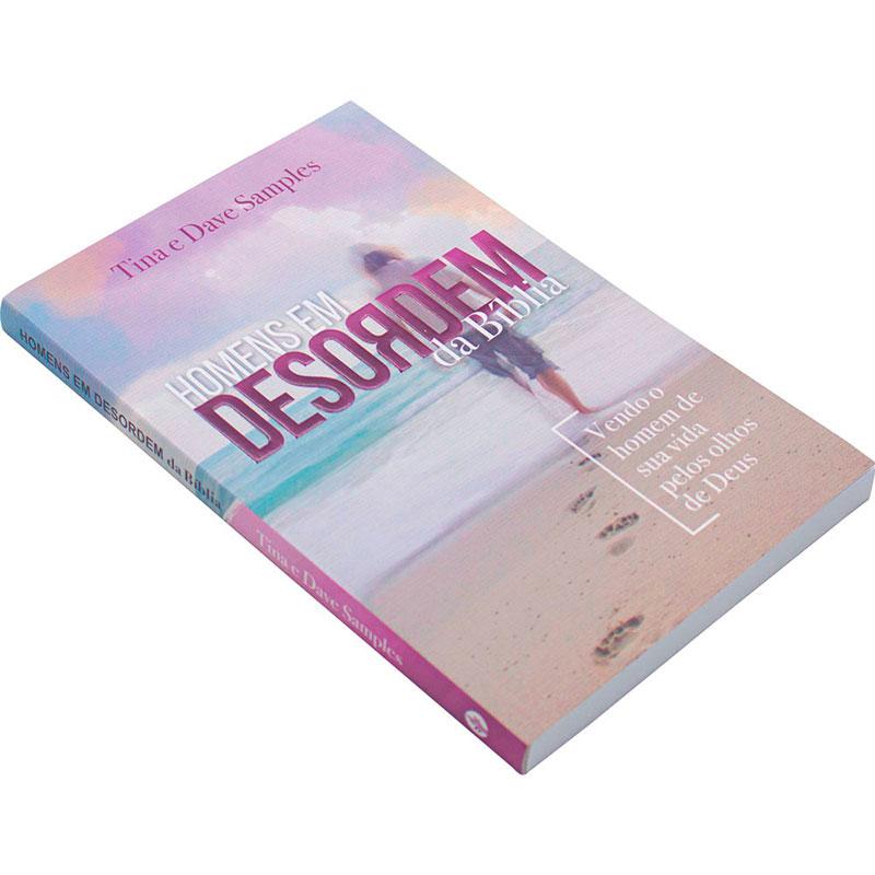 Livro: Homens Em Desordem Da Bíblia | Tina & Dave Samples