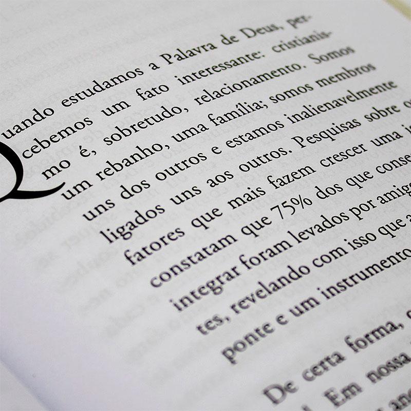 Livro: Igreja, Corpo Vivo De Cristo | Hernandes Dias Lopes