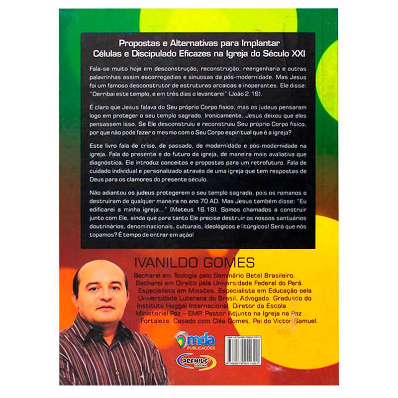 Livro: Igreja Em Ação, Desafios E Perspectivas   Ivanildo Gomes
