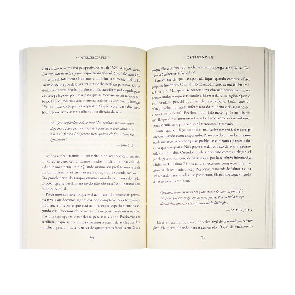 Livro: Intercessor Feliz | Beni Johnson