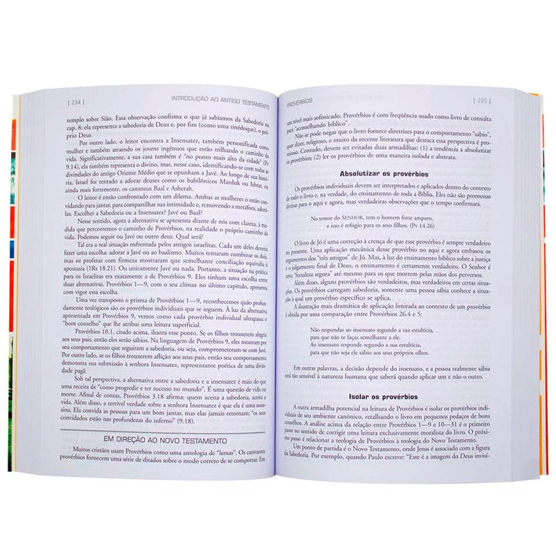 Livro: Introdução Ao Antigo Testamento | Raymond B. Dillard & Tremper Longman Lii