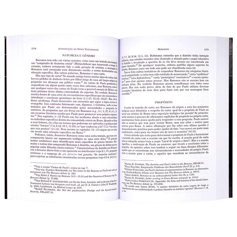 Livro: Introdução Ao Novo Testamento   D.A. Carson, Douglas J. Moo E Leon Morris
