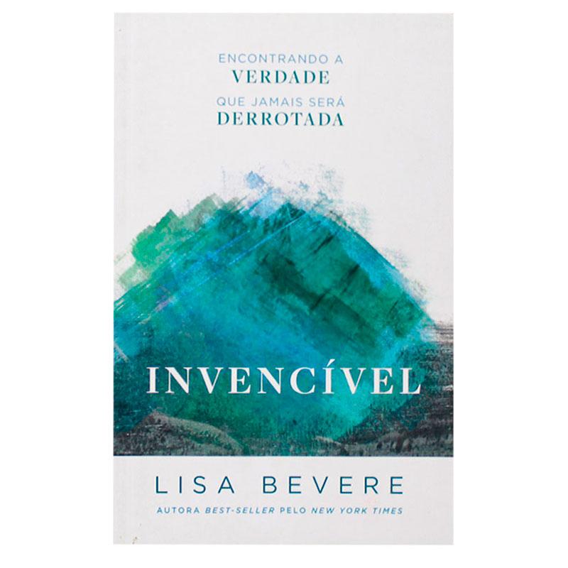 Livro: Invencível   Lisa Bevere