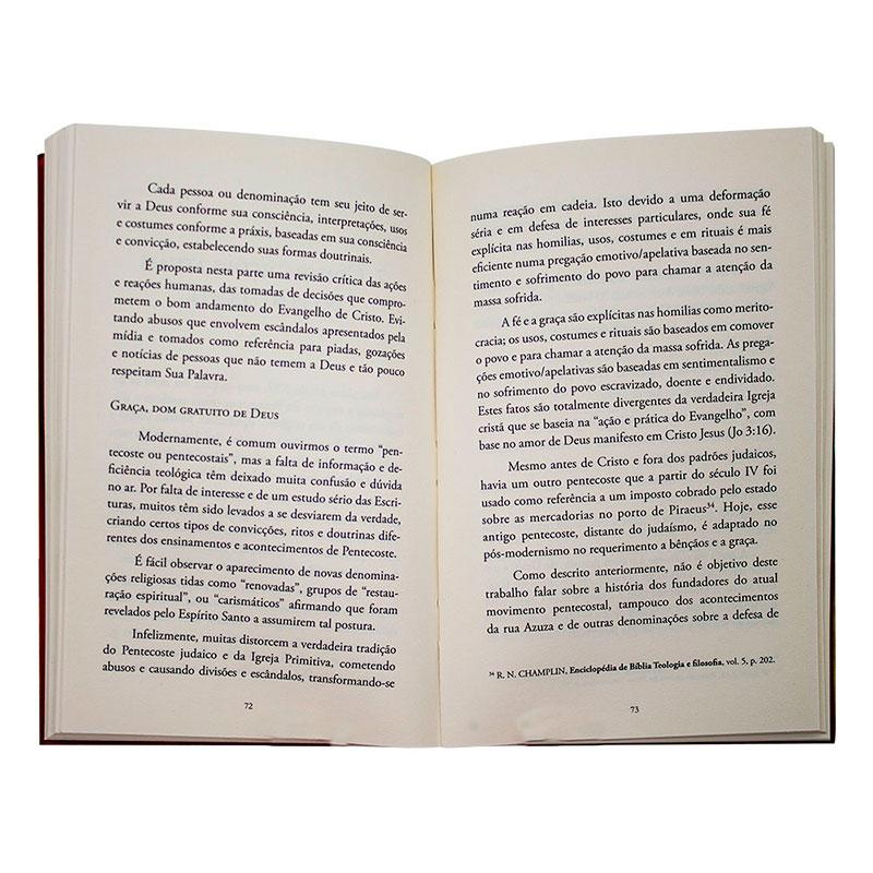 Livro: Israel A Igreja E O Pentecoste | Marcelo Magalhães