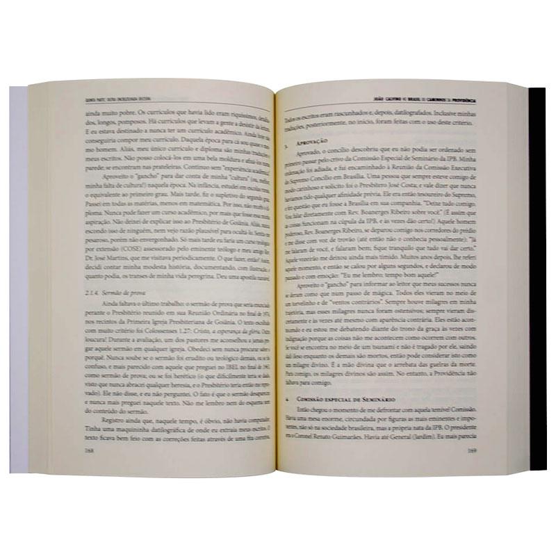 Livro: João Calvino No Brasil Ou Caminhos da Providência | Valter Graciano Martins