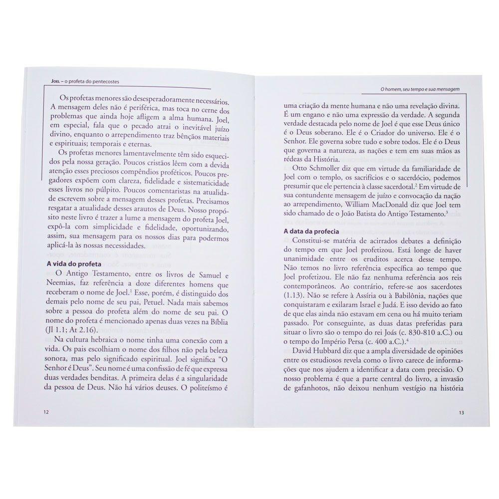 Livro: Joel - Comentarios Expositivos Hagnos | Hernandes Dias Lopes