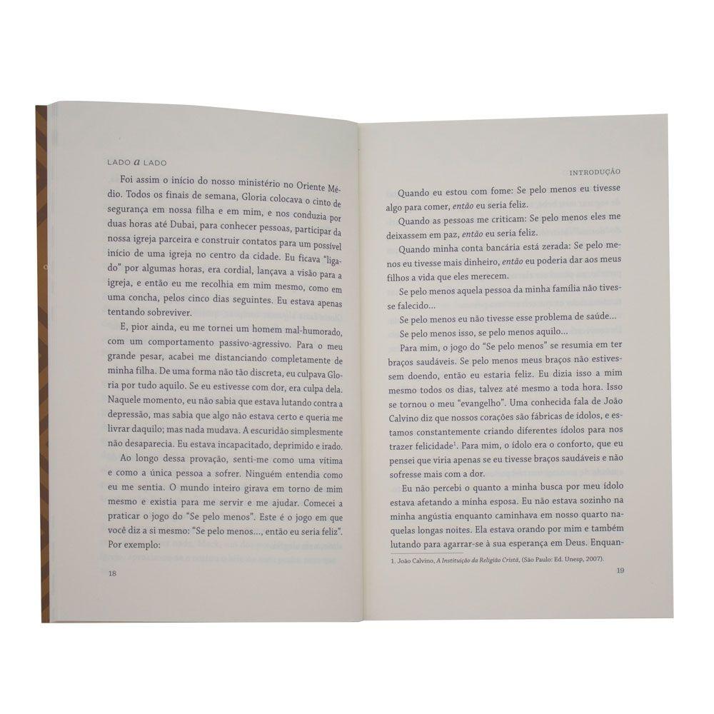 Livro: Lado A Lado | Dave Furman