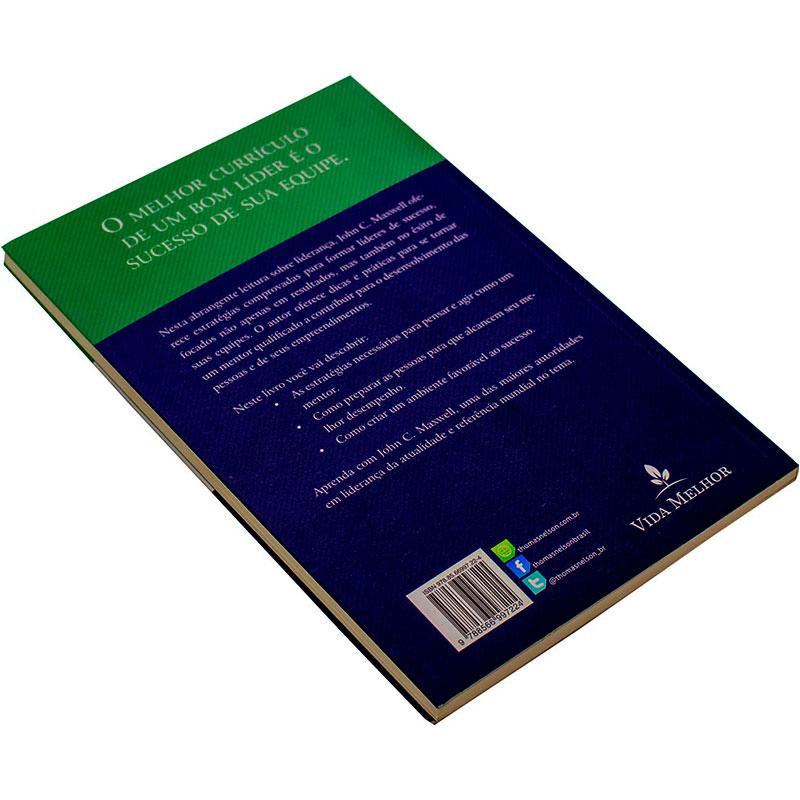Livro: Liderando Para O Sucesso   John C. Maxwell
