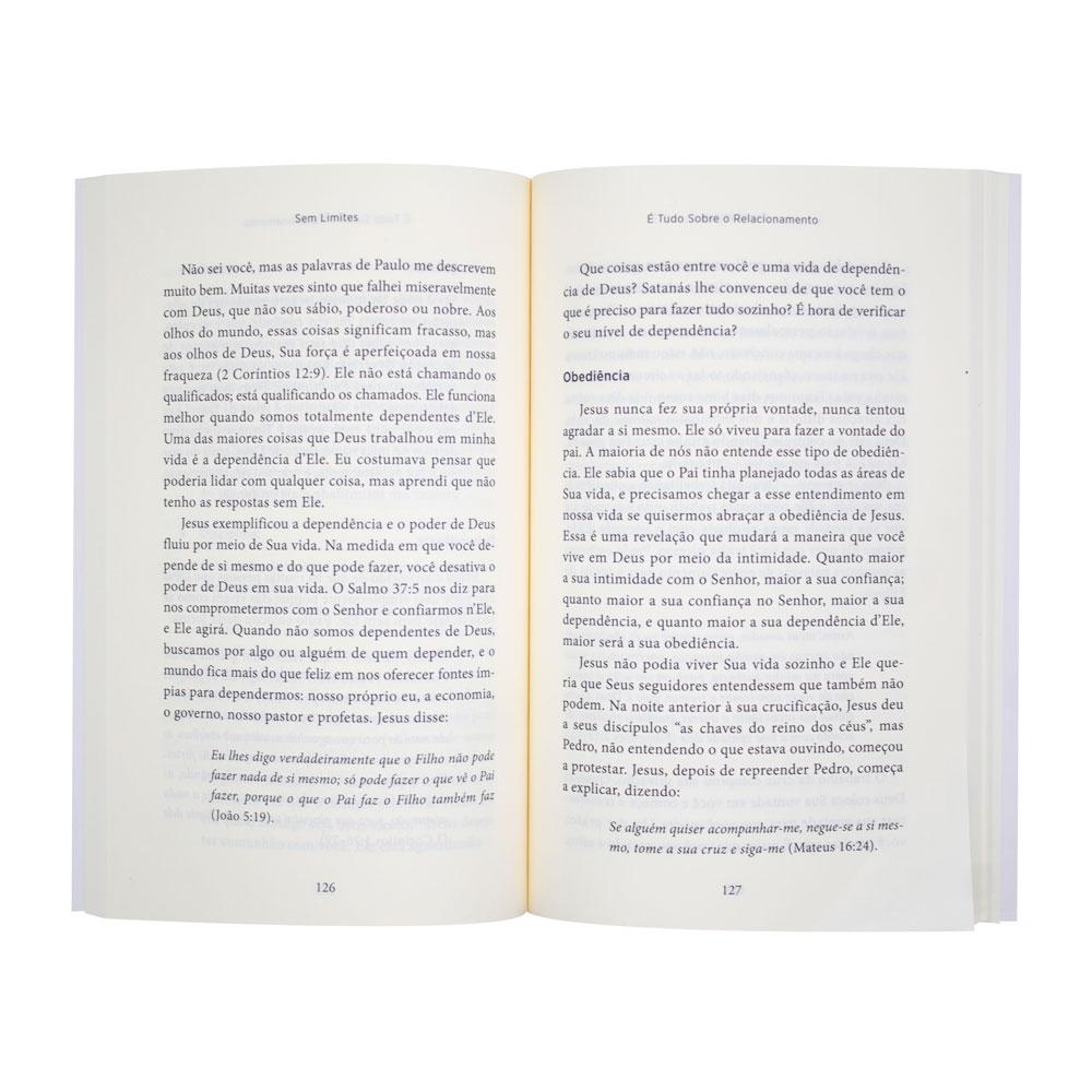 Livro: Limitless   Jentezen Franklin