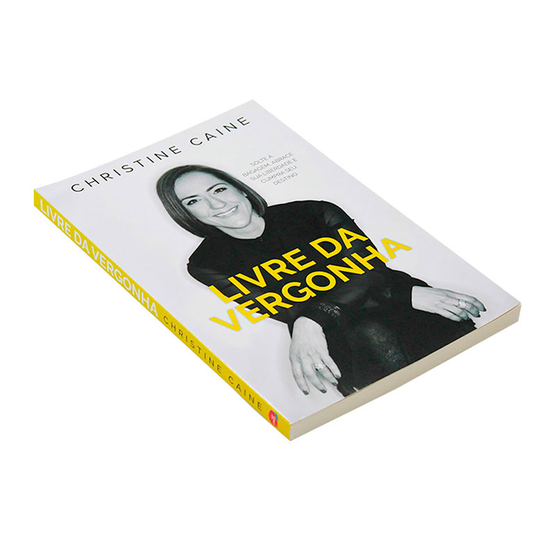 Livro: Livre Da Vergonha   Christine Caine
