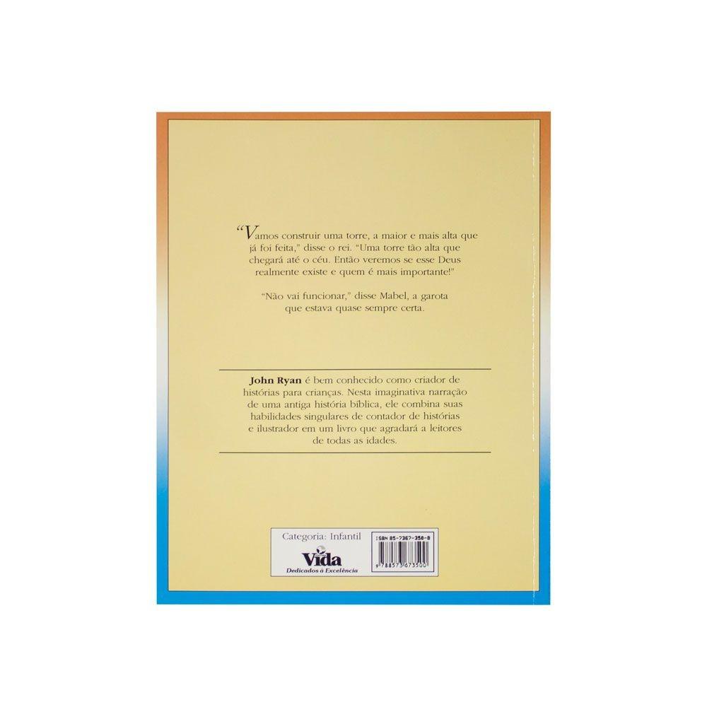 Livro: Mabel e a Torre de Babel | John Ryan