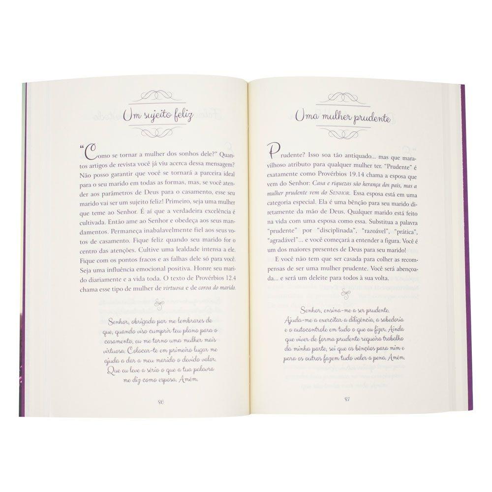 Livro: Meditações Da Mulher Segundo O Coração De Deus | Elizabeth George