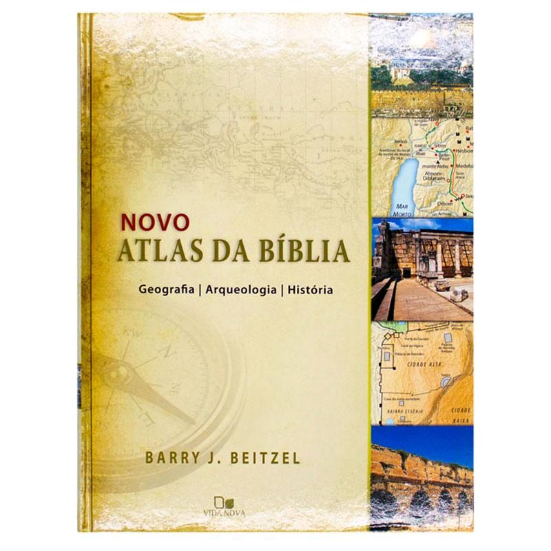 Livro: Novo Atlas Da Bíblia | Barry J. Beitzel