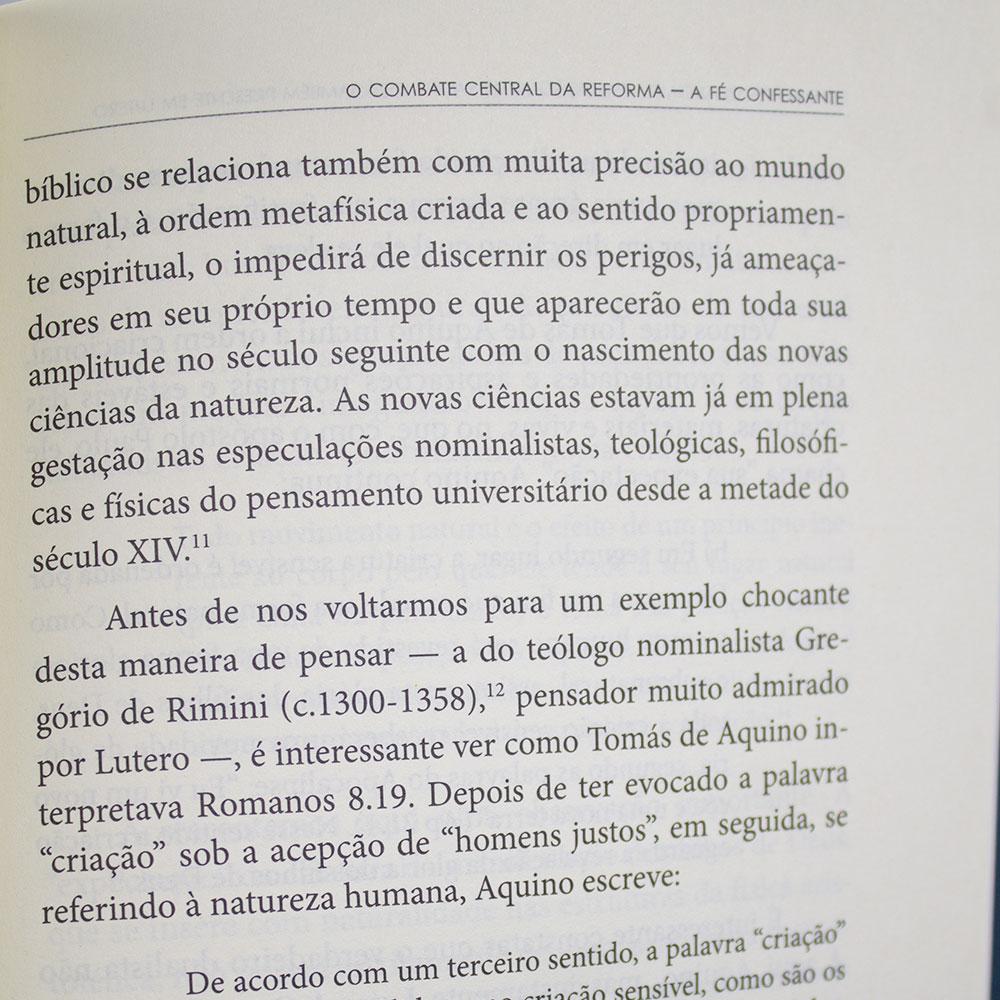 Livro: O Combate Central Da Reforma | Jean-Marc Berthoud