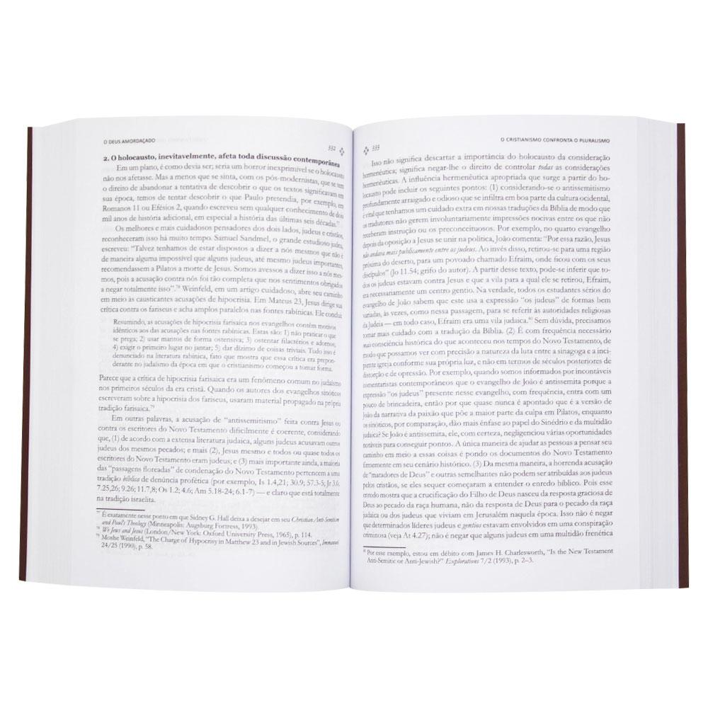Livro: O Deus Amordaçado   D. A. Carson