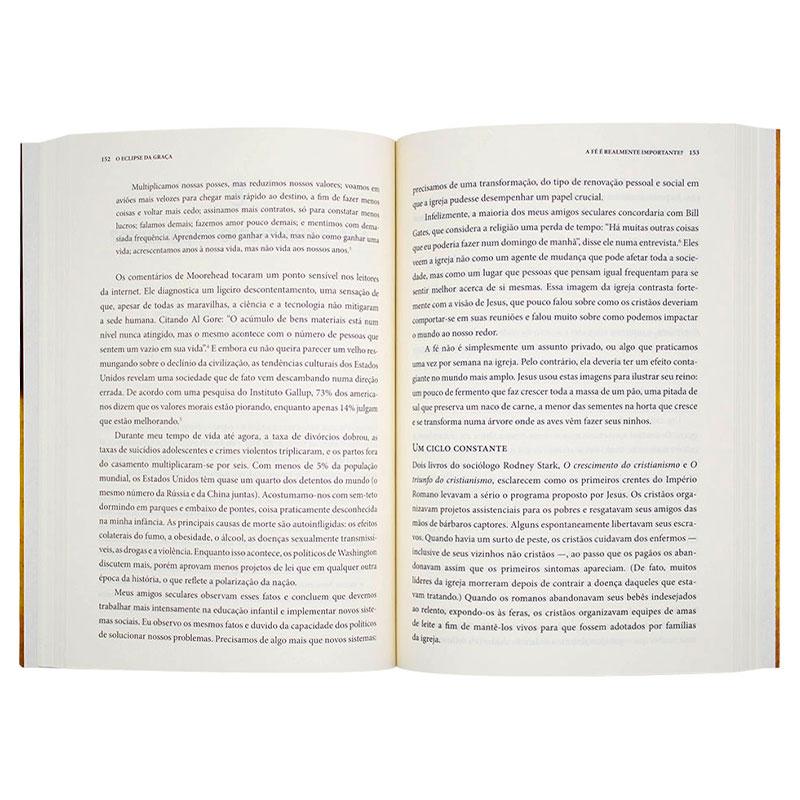 Livro: o Eclipse da Graça   Philip Yancey