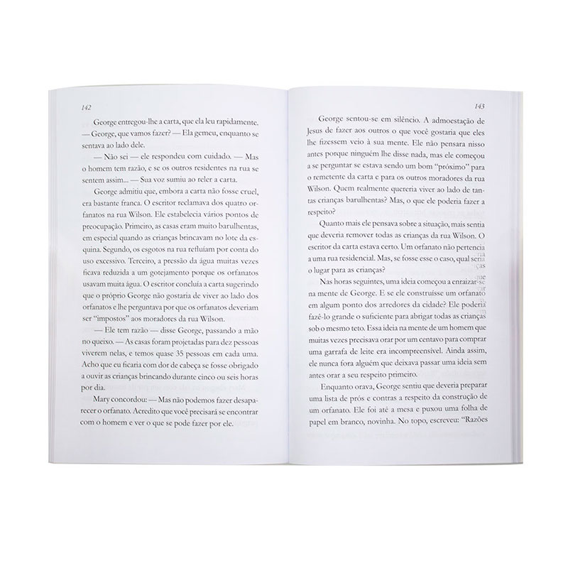 Livro: O Guardião dos Órfãos de Brinstol | Janet Benge e Geoff Benge