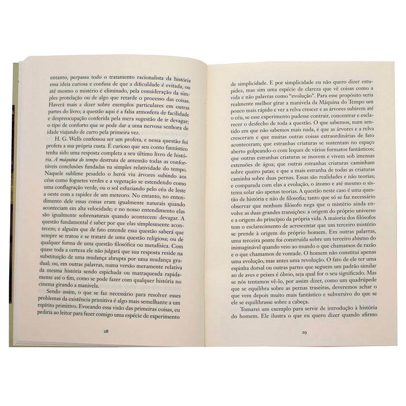 Livro: O Homem Eterno   G. K. Chesterton
