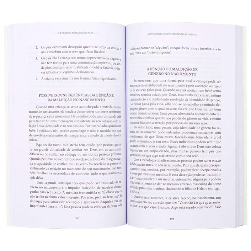 Livro: O Poder Da Benção Dos Pais   Craig Hill